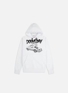 Doomsday - Grind Hoodie, White