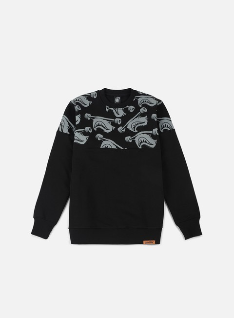 Sale Outlet Crewneck Sweatshirts Doomsday Hammerhead Camo Crewneck
