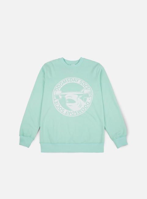 Sale Outlet Crewneck Sweatshirts Doomsday Hammerhead Crewneck