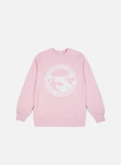 Doomsday - Hammerhead Crewneck, Soft Pink