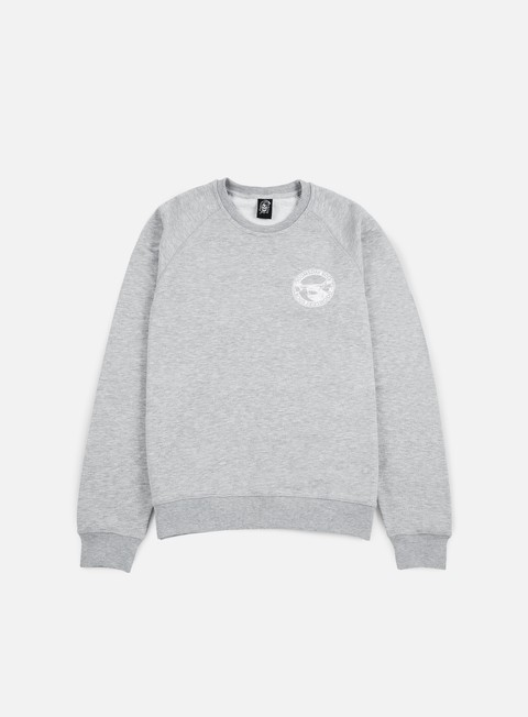 felpe doomsday hammerhead crewneck sport grey