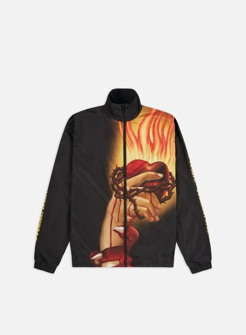 Doomsday Holy Heart Track Top