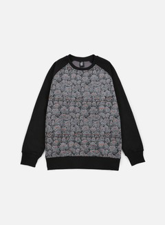 Doomsday - Insomnia Crewneck, Black