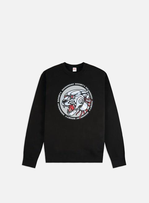 Crewneck Sweatshirts Doomsday Iron Panther Crewneck