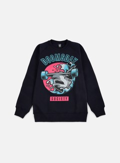 Doomsday - Japan Hammerhead Crewneck, Navy 1
