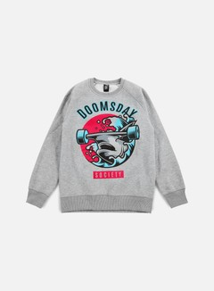 Doomsday - Japan Hammerhead Crewneck, Sport Grey 1