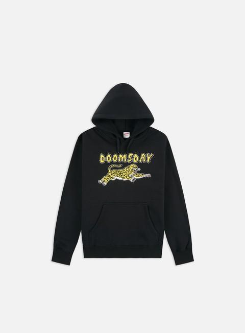 Hooded Sweatshirts Doomsday Leopard Hoodie