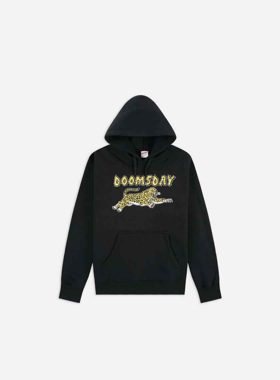 Doomsday Leopard Hoodie