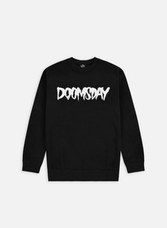 Doomsday - Logo Crewneck, Black