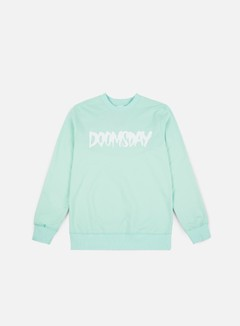 Doomsday - Logo Crewneck, Mint