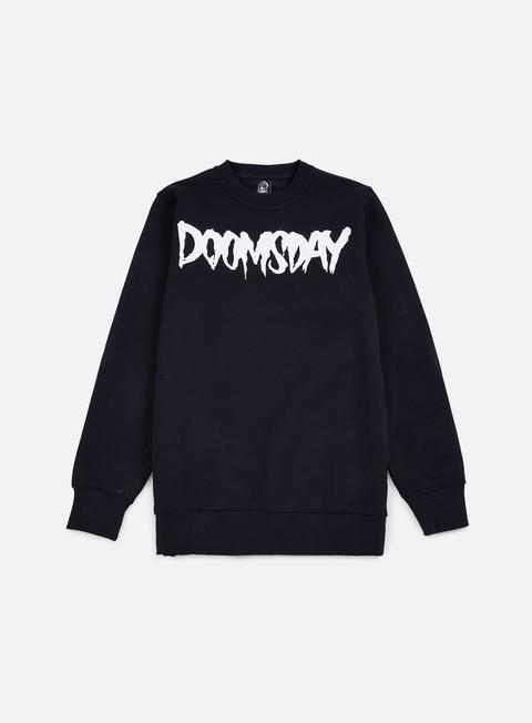 Crewneck Sweatshirts Doomsday Logo Crewneck