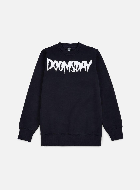 Doomsday Logo Crewneck