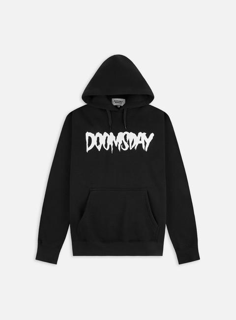 Hoodie Doomsday Logo Embroidered Hoodie