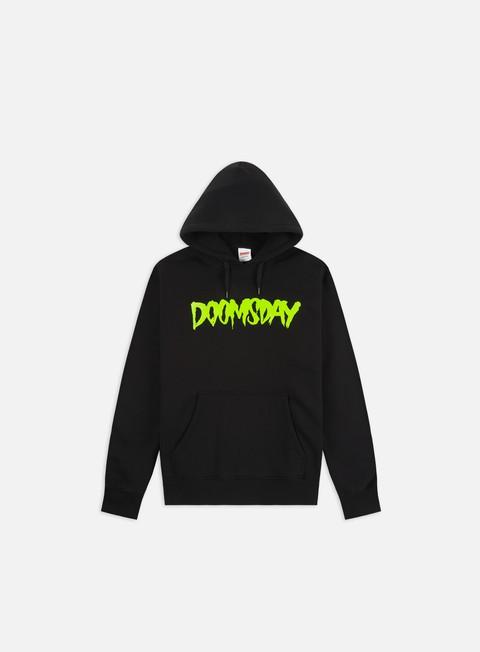 Felpe Logo Doomsday Logo Hoodie