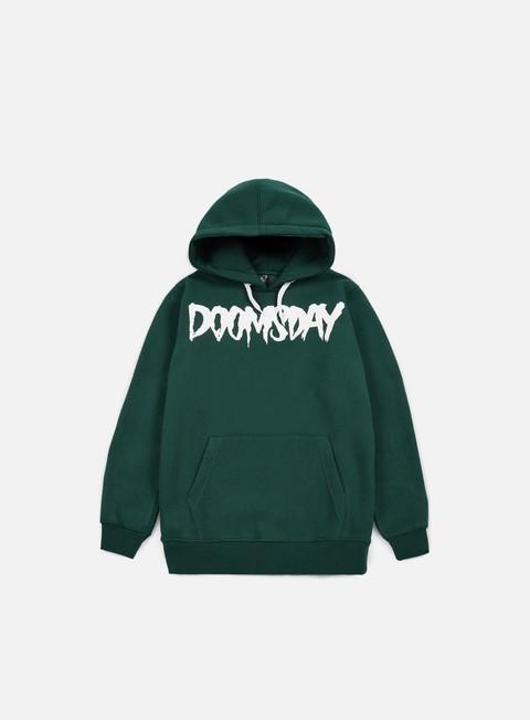 Hooded Sweatshirts Doomsday Logo Hoody
