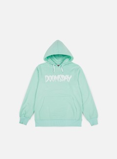 Doomsday - Logo Hoody, Mint