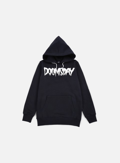 Hooded Sweatshirts Doomsday Logo Hoody