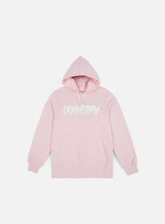 Doomsday - Logo Hoody, Soft Pink