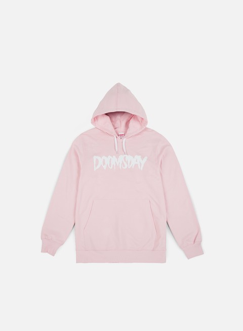Sale Outlet Hooded Sweatshirts Doomsday Logo Hoody