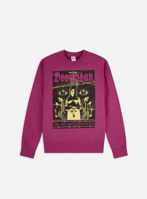 Outlet e Saldi Felpe Girocollo Doomsday Love Death Crewneck