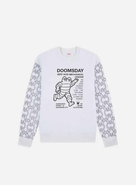 Doomsday Mechanical Center Crewneck