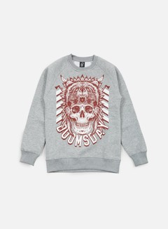 Doomsday - Native Crewneck, Sport Grey 1