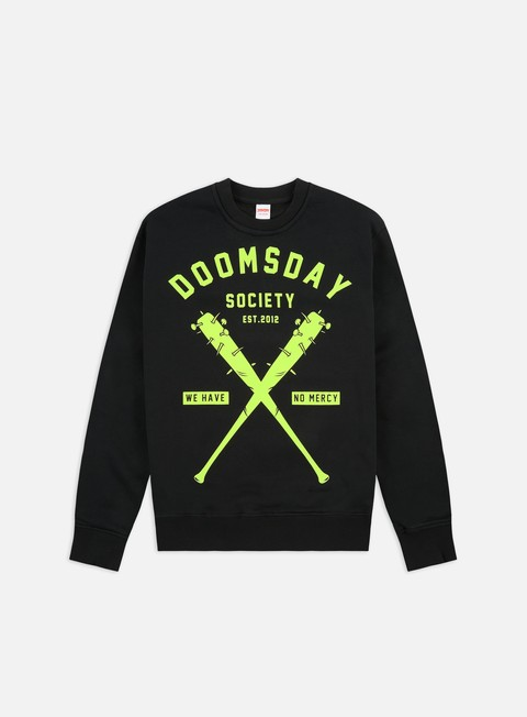 Doomsday No Mercy Crewneck
