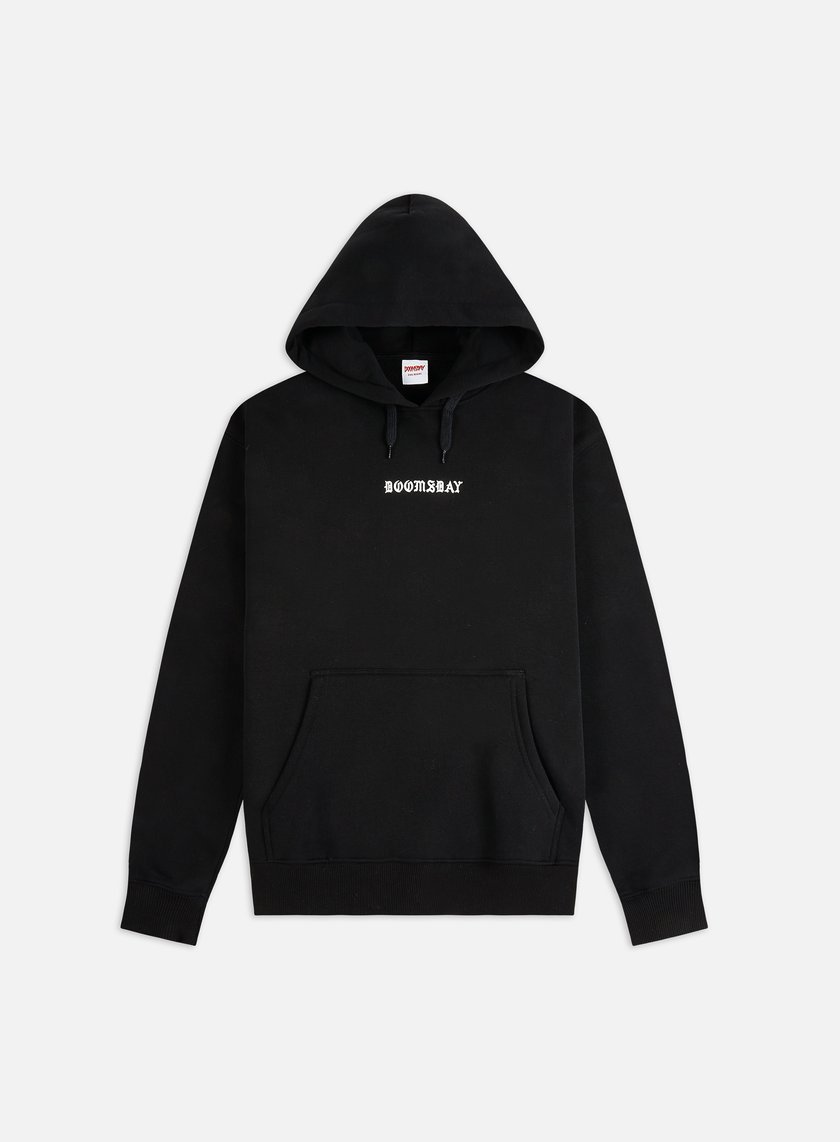 Doomsday No More Space Hoodie