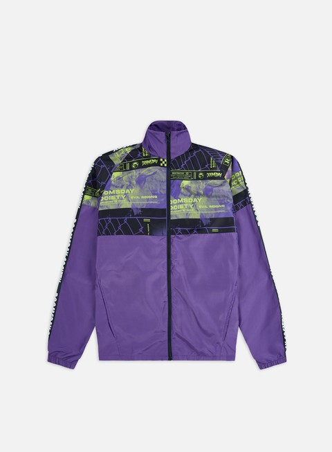 Outlet e Saldi Track Top Doomsday No Signal Track Top