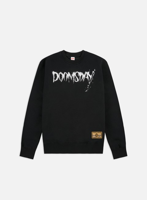 Felpe Girocollo Doomsday Nose Riders Crewneck