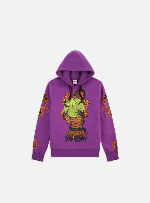 Hooded Sweatshirts Doomsday Omen Hoodie