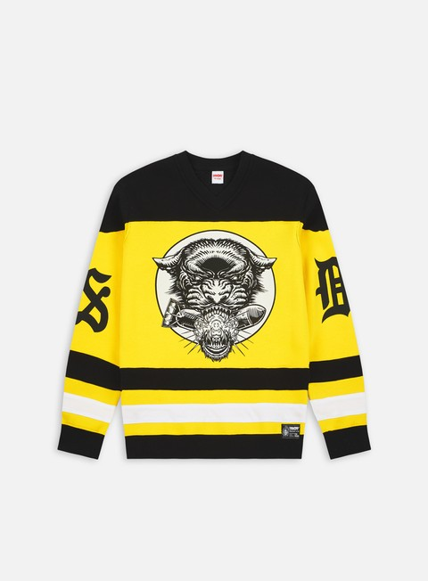 Outlet e Saldi Felpe Girocollo Doomsday Panther Hockey Crewneck