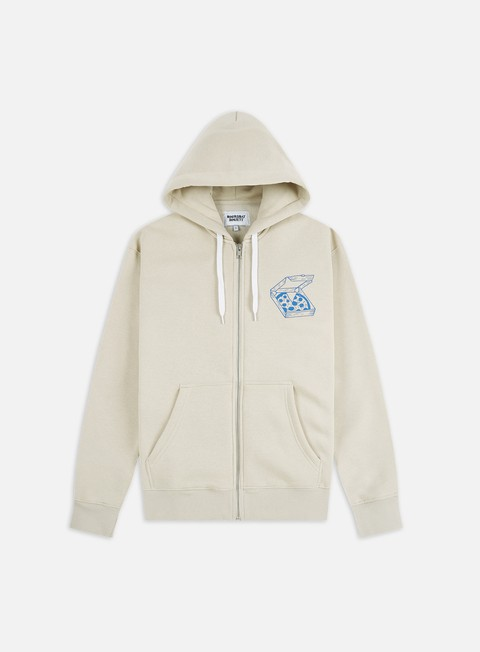 Outlet e Saldi Felpe con Cappuccio Doomsday Pool Party Zip Hoodie