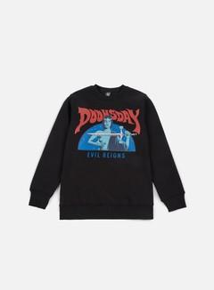 Doomsday - Power Sword Crewneck, Black 1
