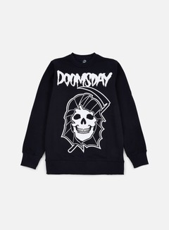 Doomsday - Reaper Crewneck, Navy