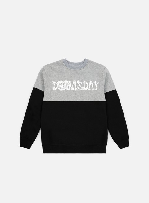 Sale Outlet Crewneck Sweatshirts Doomsday Siamese Bones Crewneck