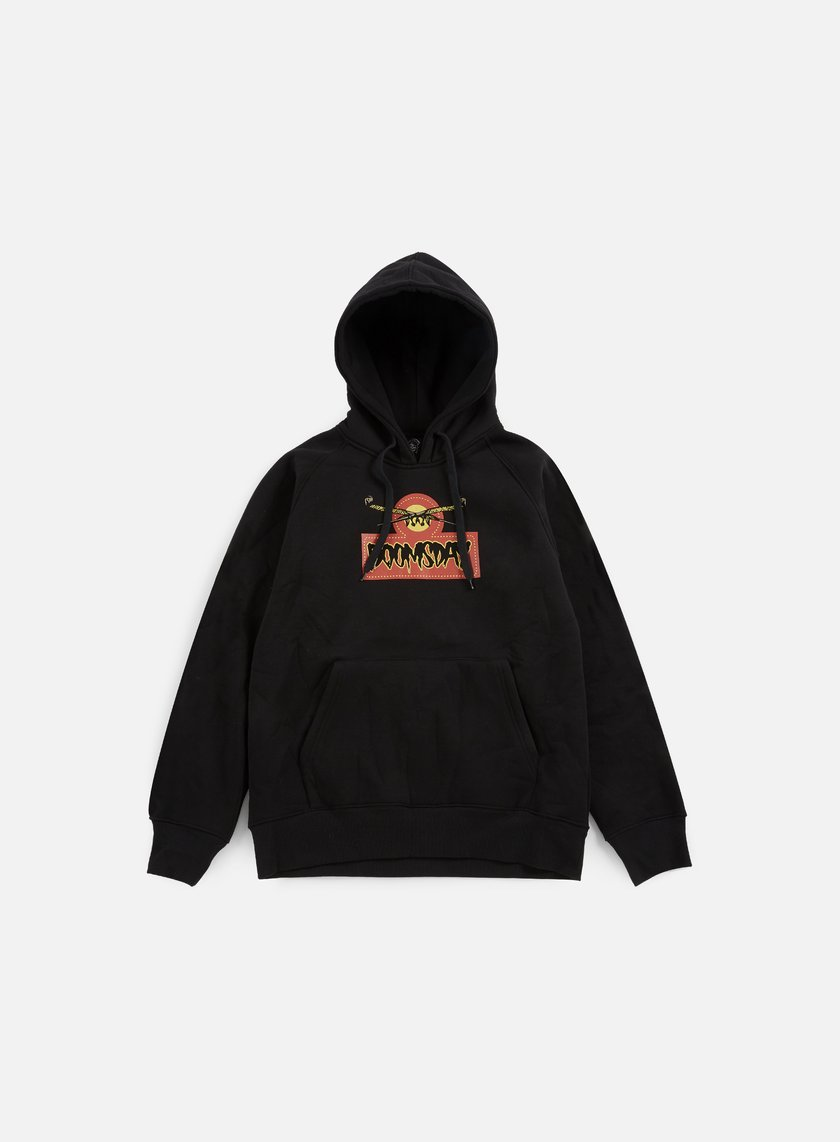 Doomsday - Sioux Hoody, Black