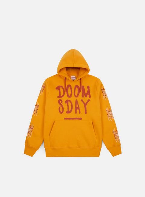 Hooded Sweatshirts Doomsday Spider Hoodie