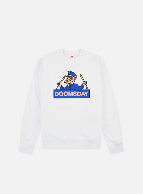 Crewneck Sweatshirts Doomsday Strike Crewneck