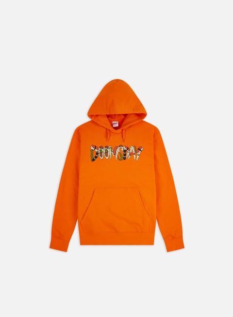 Hooded Sweatshirts Doomsday Sushi Hoodie