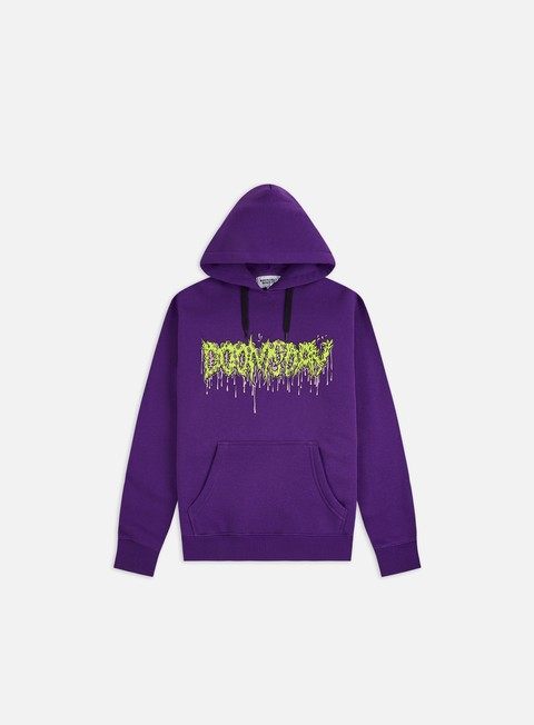 Felpe con Cappuccio Doomsday The Thing Hoodie