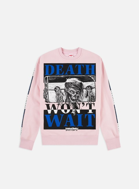 Felpe Girocollo Doomsday WW Crewneck