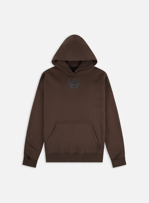 Dreamland Syndicate Butterfly Oversized Hoodie