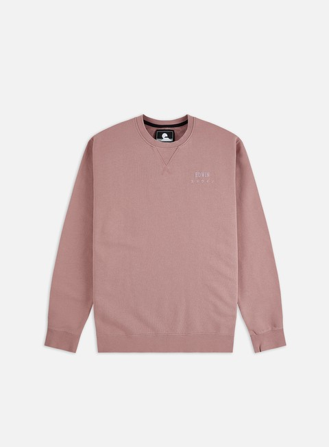 Edwin Base Crewneck