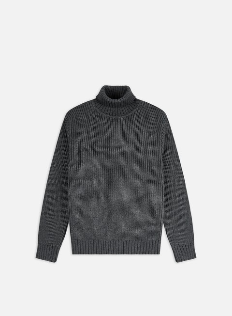 Edwin Line Rollneck Sweater