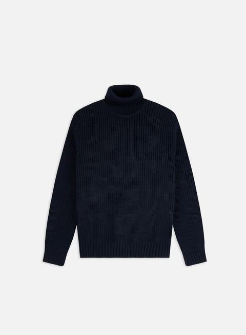 Outlet e Saldi Maglioni e Pile Edwin Line Rollneck Sweater