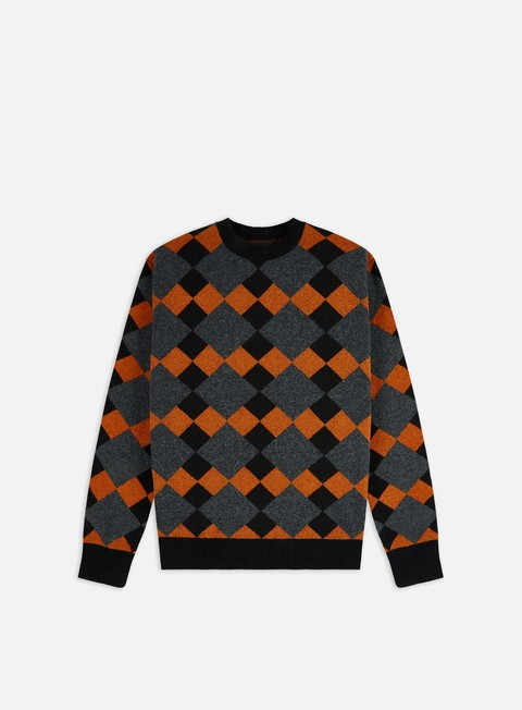 Sale Outlet Sweaters and Fleeces Edwin Lozenge Crew Sweater