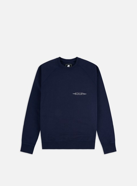 Felpe Girocollo Edwin Souvenir From Japan II Crewneck