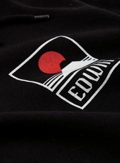 Edwin Sunset On Mt. Fuji Hoodie