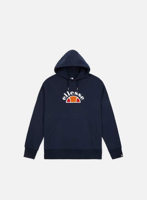 felpe ellesse arc oh hoody dress blues